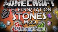 Teleportation-Stones-Mod