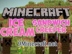 The-Ice-Cream-Sandwich-Creeper-Mod