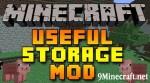 Useful Storage Mod 1.5.2