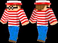 Waldo-Skin