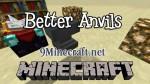 Better Anvils Mod 1.7.10
