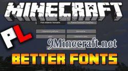 BetterFonts-Mod
