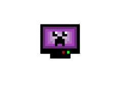 Creeper-fuxi-tv-skin