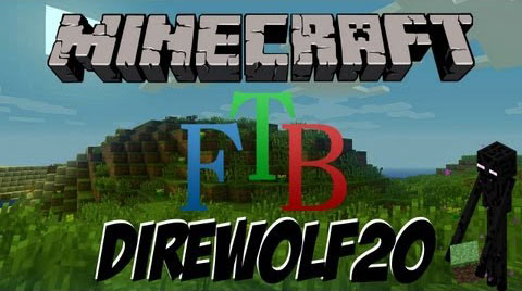direwolf20 1.12 server download