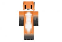 Fox-skin