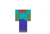 Headless-zombie-skin