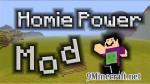 Homie Power Mod