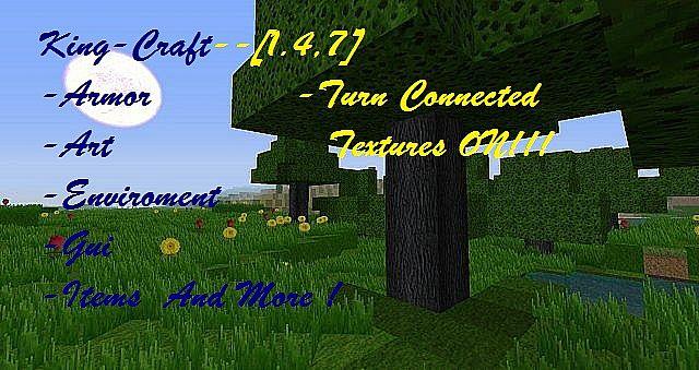 Текстур-паки для Майнкрафт   Minecraft 1.6.4