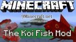 Koi Fish Mod 1.8/1.7.10