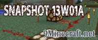 Minecraft-Snapshot-13w01a