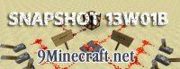 Minecraft-Snapshot-13w01b