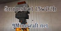 Minecraft-Snapshot-13w02b