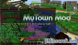 MyTown-Mod