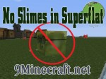 No Slimes in Superflat Mod 1.5.2