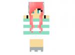 Pink Girl Skin