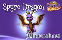 Spyro-Dragon-Mod