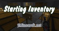 Starting-Inventory-Mod