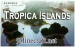 Tropica Islands Map