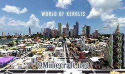World-of-Keralis-Map