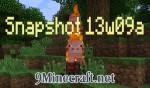 Minecraft Snapshot 13w09a