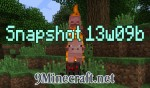 Minecraft Snapshot 13w09b