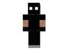 Black Thief Skin
