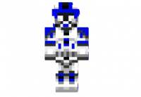 Blauer-clone-commander-skin