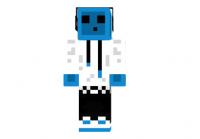 Blue-slim-skin