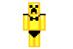 Butter-sexy-creeper-skin
