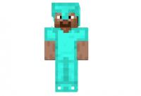 Diamond-armor-steve-skin