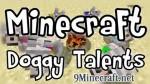 Doggy Talents Mod 1.8/1.7.10