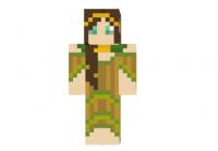 Girl-forest-skin