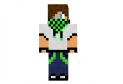 Green-creeper-boy-skin