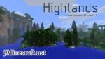 Highlands Mod 1.7.10/1.7.2/1.6.4