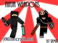 Ninja-Weapons-Mod