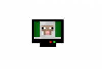 Sheep-in-tv-skin