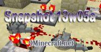 Snapshot-13w05a