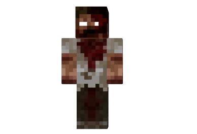 Steve-zombie-skin