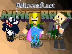 Super-Villains-Mod