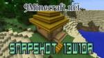 Minecraft Snapshot 13w10a