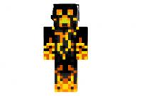 Awesome-fire-creeper-skin