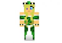 Creeper-queen-skin