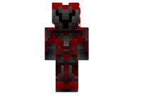 Daedric-armor-red-skin
