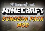 Dungeon Pack Mod 1.8/1.7.10