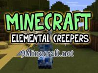 Elemental-Creepers-Mod