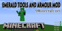 Emerald-Tools-And-Armor-Mod