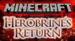 Herobrine's Return Adventure Map 1.6.4