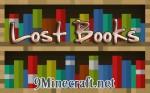 Lost Books Mod 1.7.10/1.6.4/1.5.2