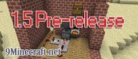 Minecraft-1-5-pre-release