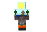 Minecraft-world-skin